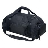 50L Duffle Bag Black